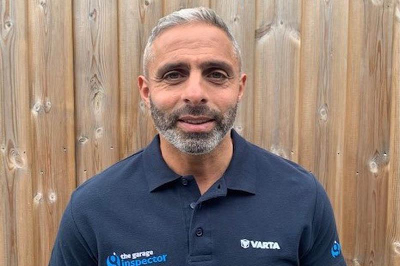 Varta hosts Q&A with Andy Savva