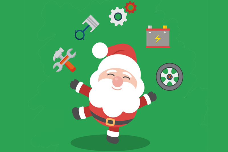 Autotech Recruit launches Christmas competition