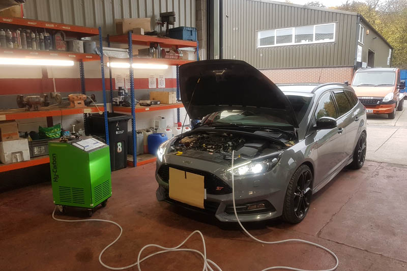 FlexFuel offers carbon cleaning solution
