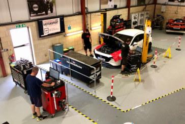 Mission Motorsport receives IMI approval