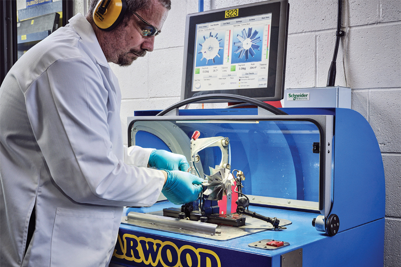 Carwood discusses a greener future