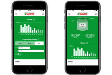 Castrol delivers stock management solution