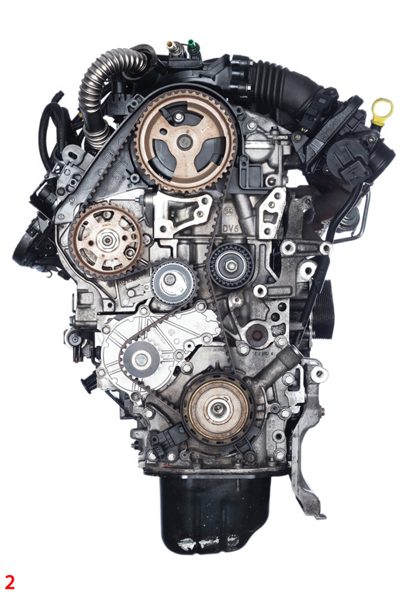 Continental outlines its timing belt kit