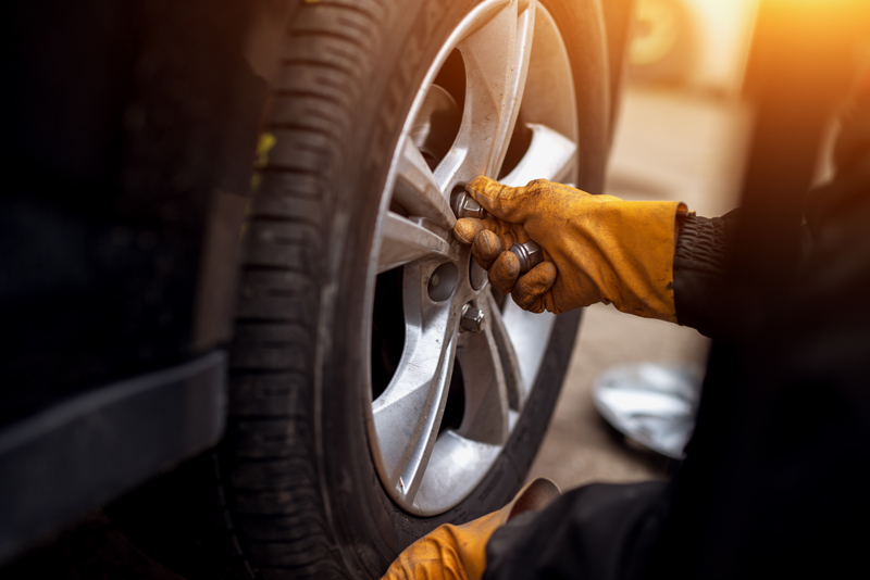 DVSA issues ban on tyres over 10 years old