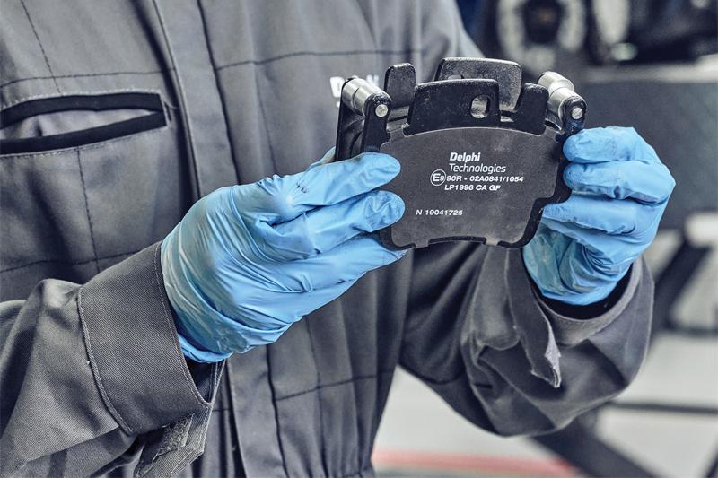 Delphi reviews braking components changing role