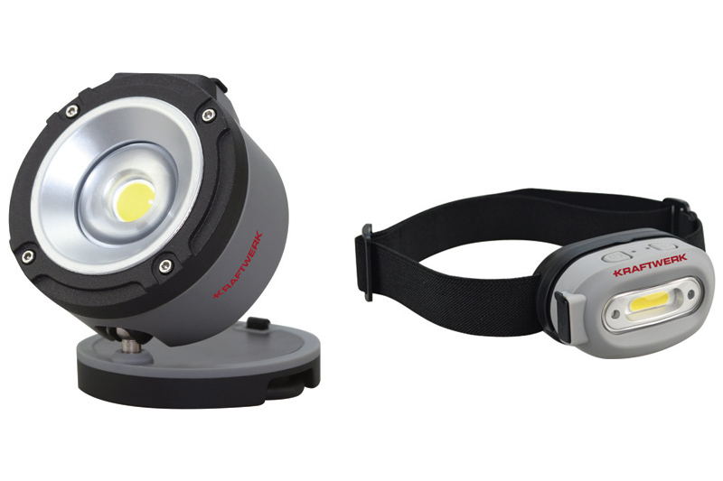 Kraftwerk launches LED RechargeableHeadtorch