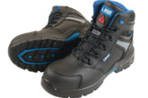 Laser Tools introduces safety work boots
