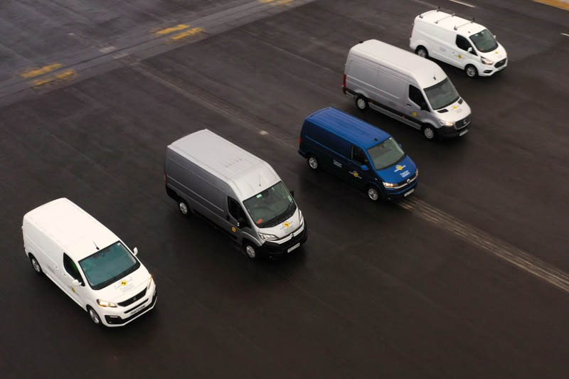 Research reveals issues with UK's favourite vans