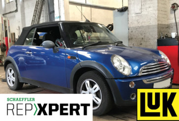 How to replace the clutch on a 2008 Mini One