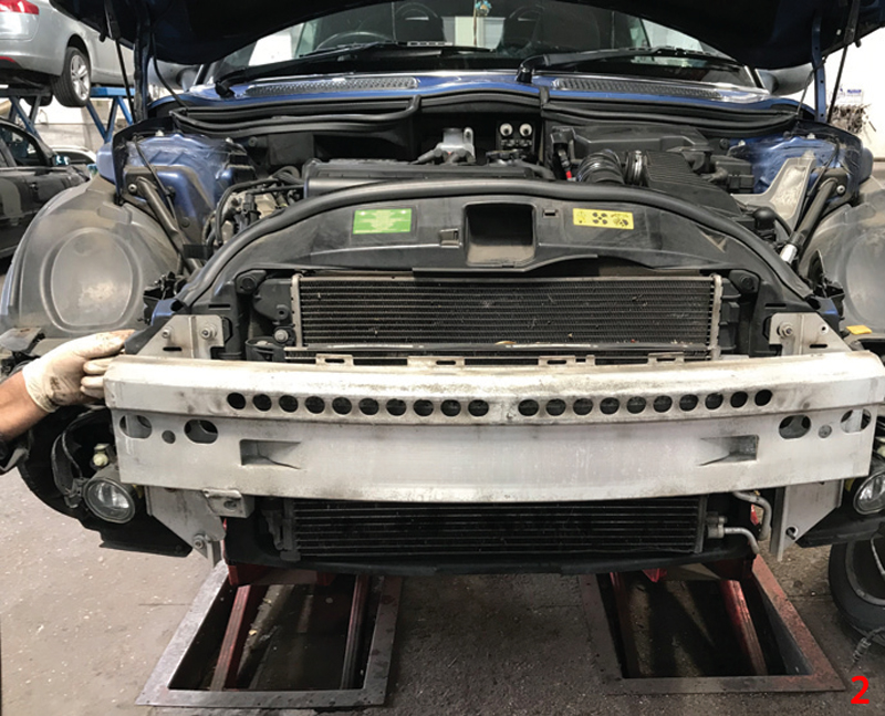 How to replace clutch on a 2008 Mini One