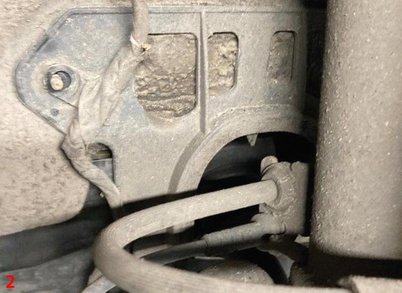 REPXPERT replaces Audi wheel bearings