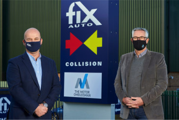 FIX Auto UK partners with The Motor Ombudsman