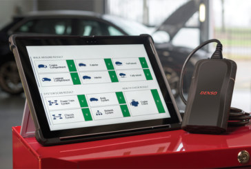 DENSO updates e-Videns diagnostics tool