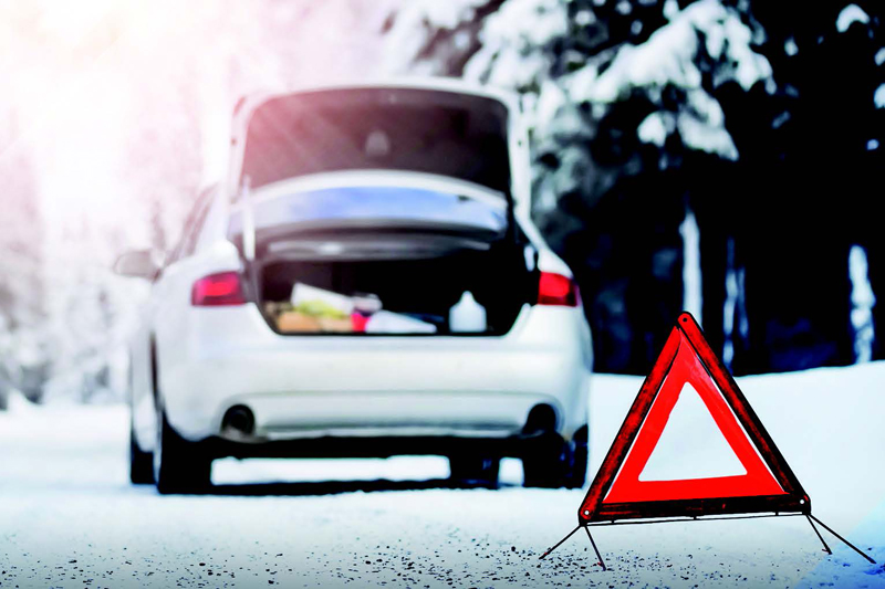 Winter battery maintenance advice for motorists