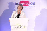 IAAF Chief Executive announces retirement