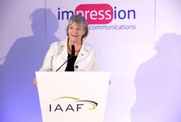 IAAF Chief Executive announces retirement