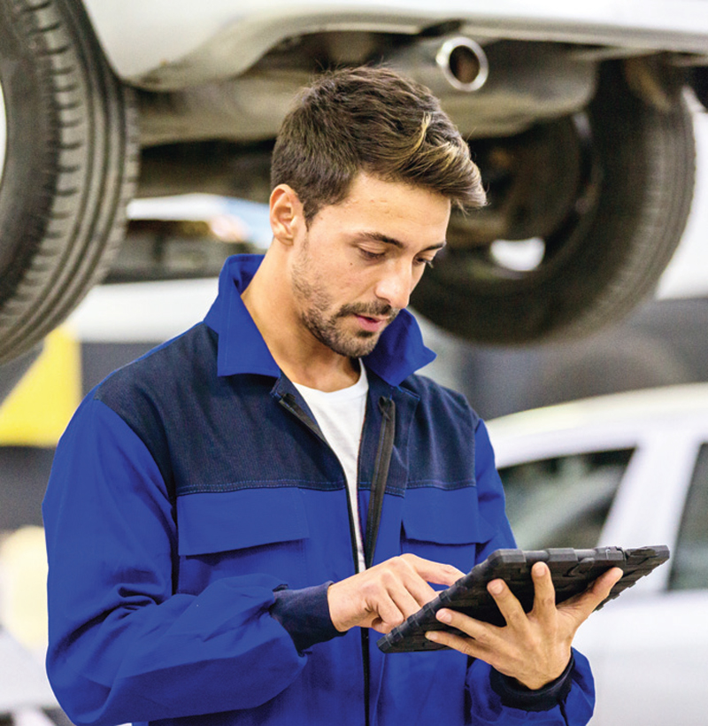 A system to help with MOT demand