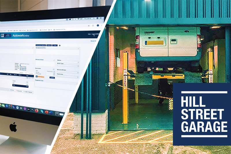'Office at home' assists garages during pandemic