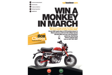 NGK launches Box Clever promotion