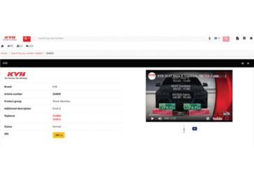 TecDoc updates catalogue