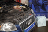 How to replace the clutch on an Audi A4