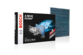 Bosch outlines benefits of cabin filter range