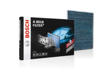 Bosch outlines benefits of cabin filter range