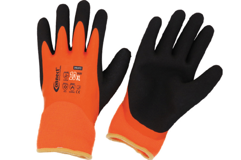 Connect introduces mechanic gloves