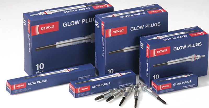 The process of identifying a faulty glow plug