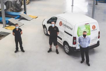 Eurorepar Car Service receives praise for approach