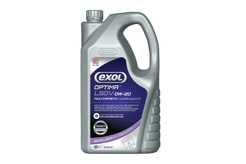 Exol Lubricants extends product range