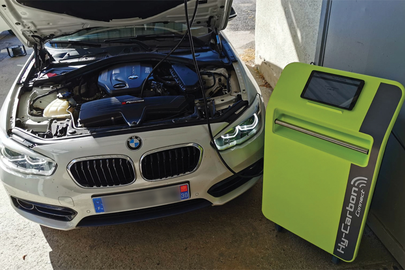 Engine carbon cleaning specialist outlines offering