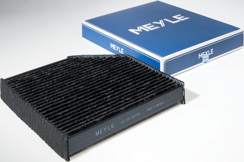 Meyle launches MEYLE-PD cabin air filter