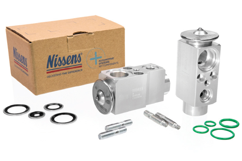 Nissens expands air conditioning range