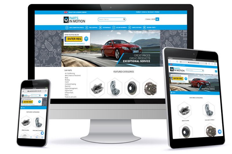 Independent garages turn to online providers
