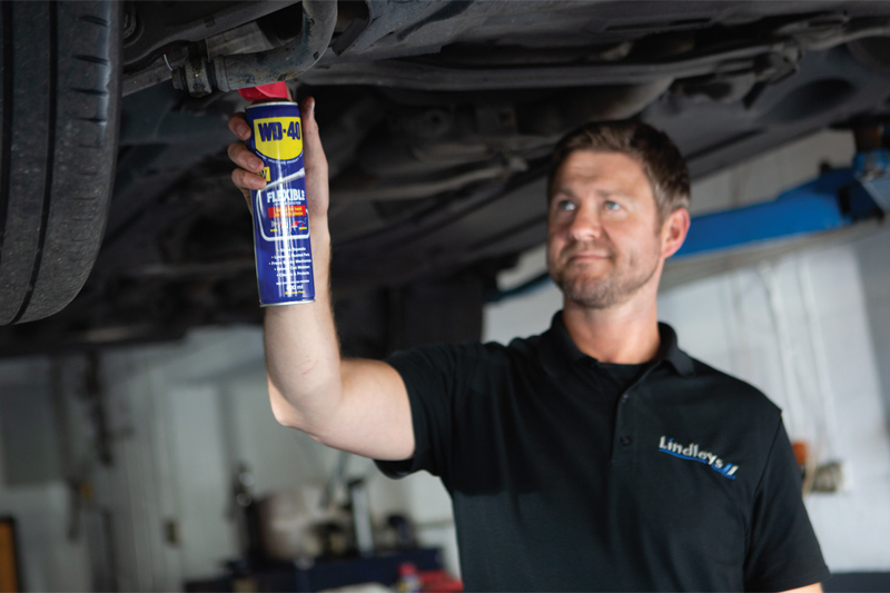 WD-40 offers lubricant solution for technicians