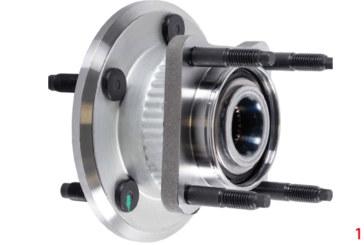 Replacing Jeep Grand Cherokee wheel bearing
