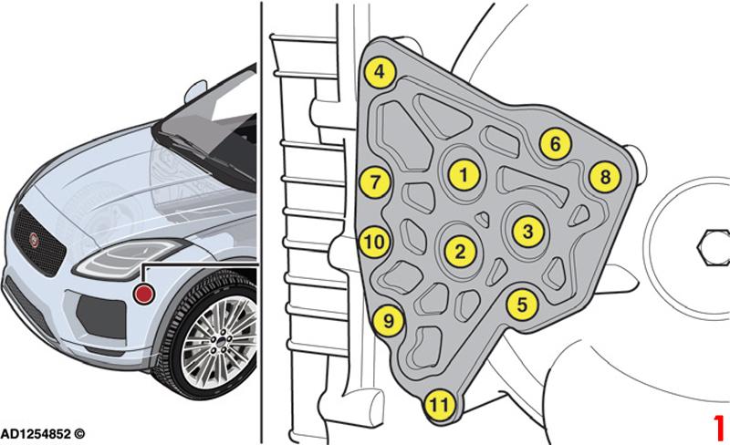 Autodata shares a fix on a Jaguar E-Pace