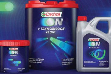 Castrol launches EV fluid range