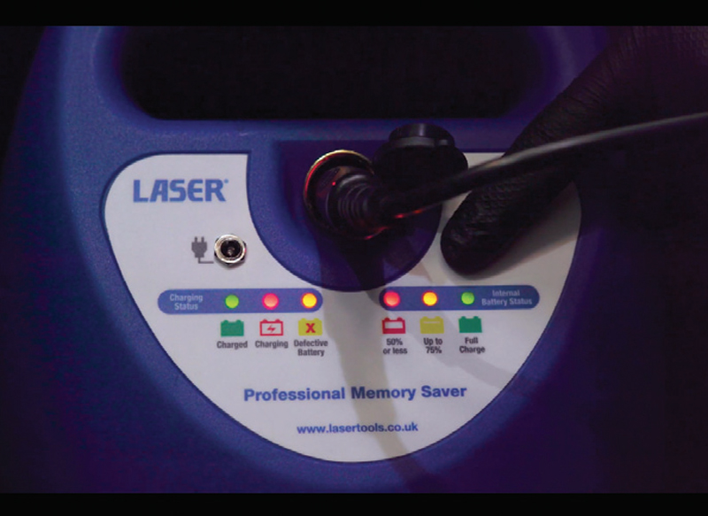 Laser Tools outlines memory saver