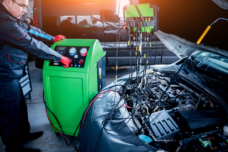 Autotech Training offers air conditioning courses