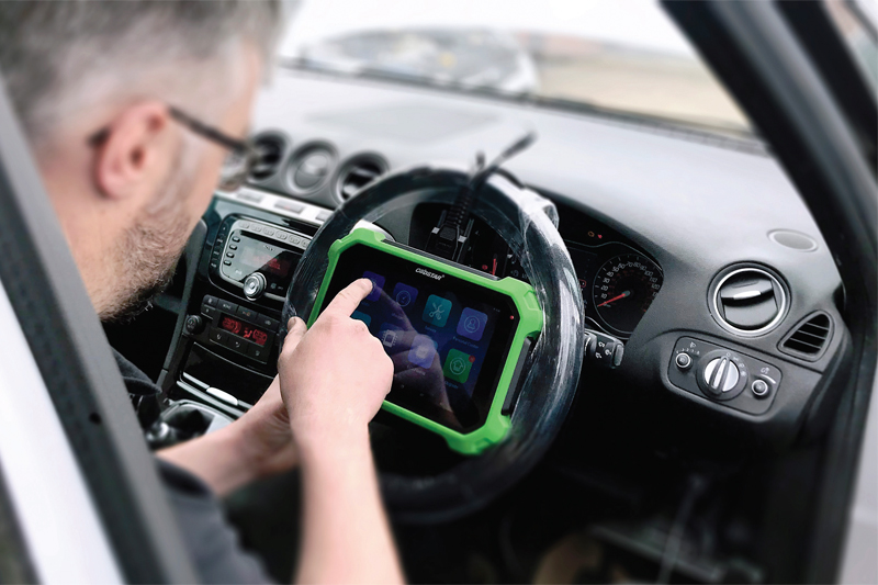 Autowave outlines auto locksmithing solution