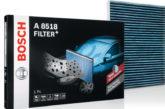 Bosch outlines cabin filter range