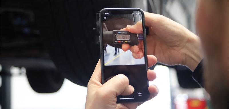 A digital solution designed for technicians