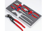 KNIPEX launches foam tray set range