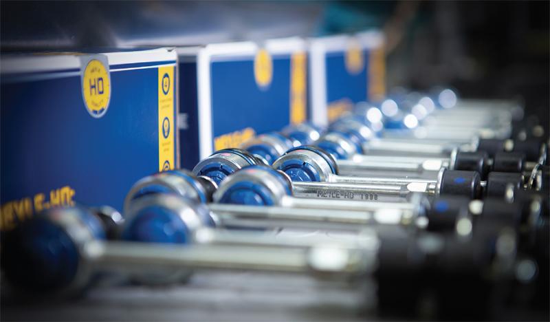 MEYLE shares its engineeringprocess