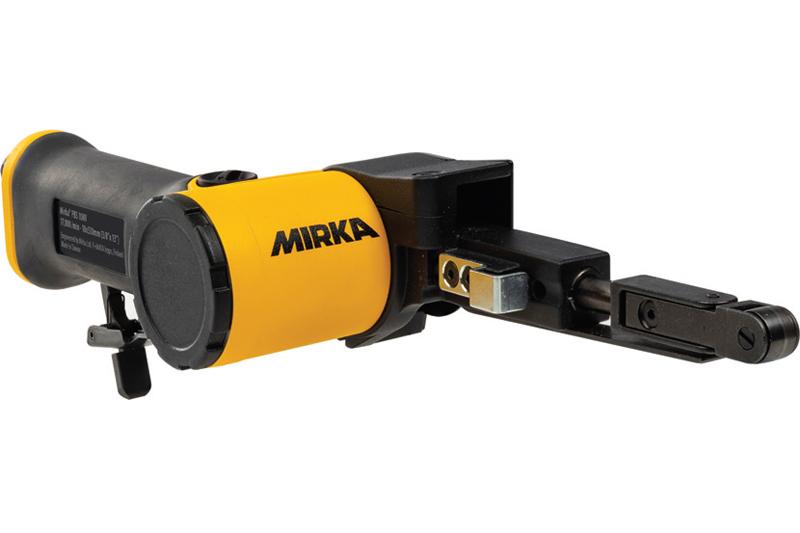 Mirka expands product portfolio