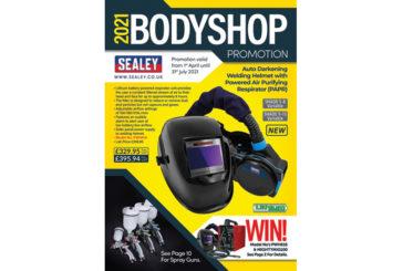 Sealey announces Bodyshop promotion