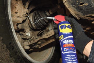 WD-40 outlines latest lubricant offering
