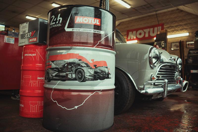 The life and times of lubricants
